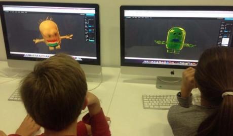 Chiquiemprendedores. Modelando en 3D para impresora.