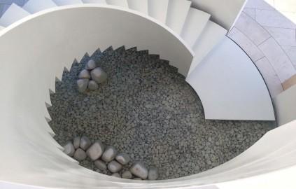 Escalera del Torreón en Ibiza | Vicent Torres
