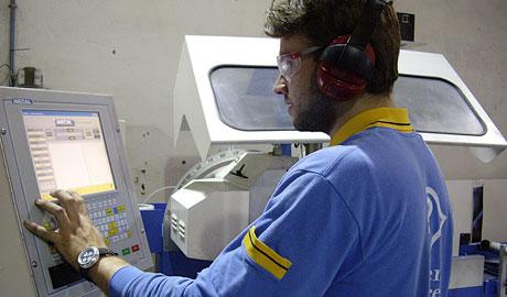 Sistema de corte CAD/CAM